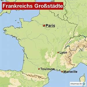 Schöne Städte In Frankreich : frankreich st dte von fee1982 landkarte f r frankreich ~ Buech-reservation.com Haus und Dekorationen
