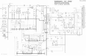 Schematic Diagrams  Bn4400300a  U2013 Smps Circuit Diagram