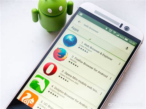 browsers for androids phones this week s sidebar poll what s your browser of choice
