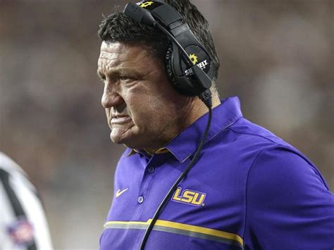 Everything Ed Orgeron said about loss to Mizzou, facing ...