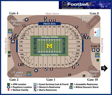 um football seating chart brokeasshomecom