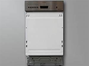 Spulmaschine 45 cm breit einbau edelstahl 5 programme for Spülmaschine 45 cm einbau