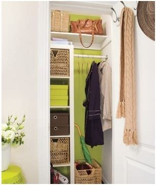 Organize Your Entryway!  Entirely Smitten