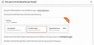 Vodafone Rechnung Bezahlen : so finden sie den richtigen mobilfunktarif c 39 t magazin ~ Themetempest.com Abrechnung