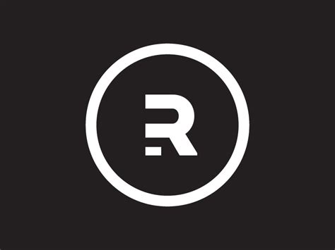 R Logo Proposal By Alejandro Cuffia