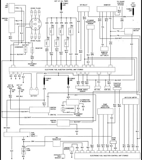 280zx Engine Diagram by I A 83 Datsun Zx Turbo The Fuel Will Not Come