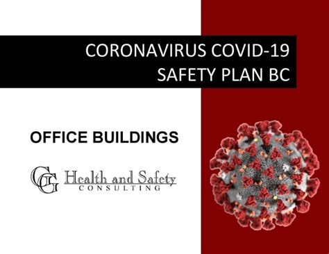 covid  safety plan office buildings bc