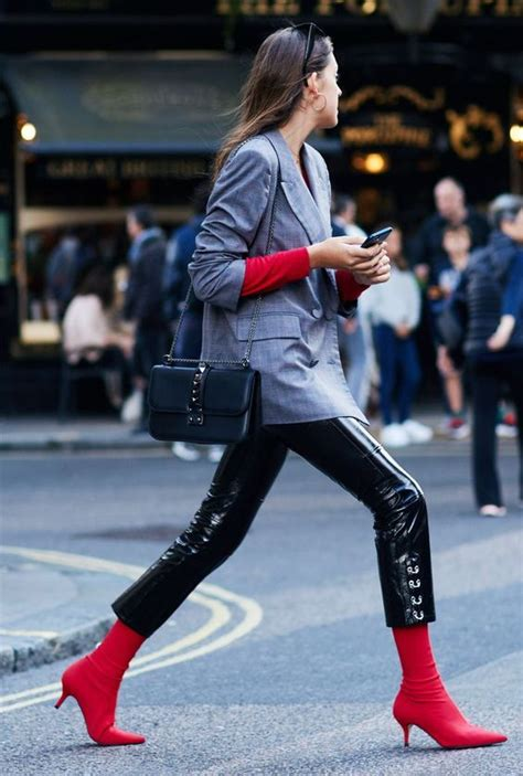 Kitten Heel Boots Comeback The IT Shoes Of 2018 Fall u2013 The Fashion Tag Blog