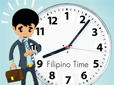 Expats' Guide: Filipino Time   Philippine Primer