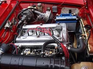 Alfa Romeo 1750 Sports Car Engine