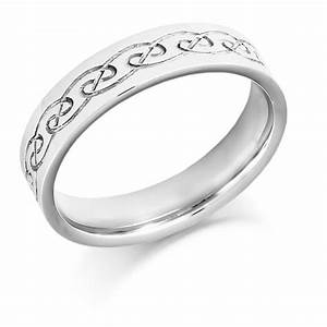 give your wedding a finesse of traditional with celtic With irish wedding rings for men