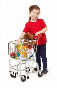 Amazon.com: Melissa & Doug Shopping Cart: Melissa & Doug ...