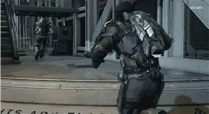 Duty Call Cod Warfare Advanced Exoskeleton Combat