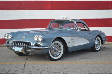 best auto repair manual 1959 chevrolet corvette seat position control 1959 chevrolet corvette mbp motorcars