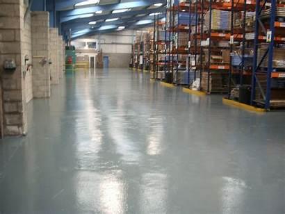 Epoxy Industrial Floor Floors Concrete Diamondkote