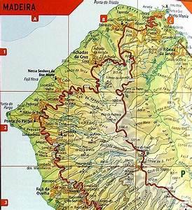 Adac Straßenkarte Madeira : reise und wanderf hrertest meerwandern ~ Jslefanu.com Haus und Dekorationen
