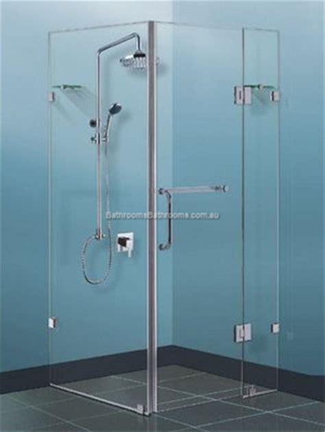 Frameless Shower Screen Sizes: 900/ 1000/ 1100/ 1200 10mm