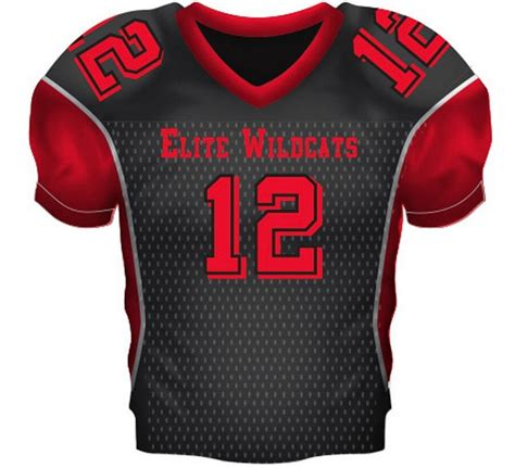 design your own jersey design your own american football jersey in america