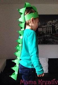 Kinderkostüme Selber Nähen : dino kost m selber machen dinosaur dinosaurier crafts ~ Lizthompson.info Haus und Dekorationen