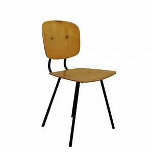 Chaise Enfant Vintage : chaise enfant design 1950 la marelle mobilier et d co vintage enfants ~ Teatrodelosmanantiales.com Idées de Décoration