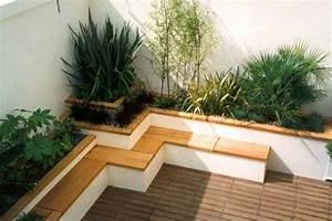 Contemporary Garden Seating Ideas