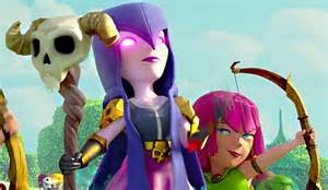 Clash of Clans Witch Commercial