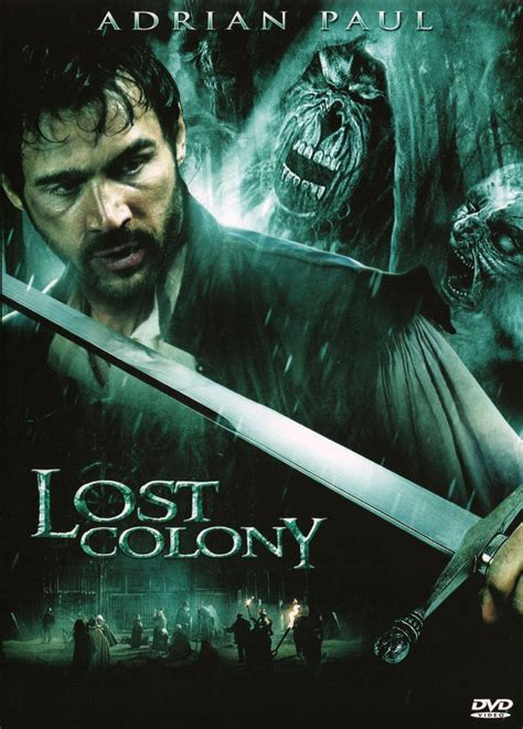 Lost Colony (TV) - Seriebox