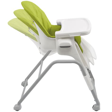 Oxo Seedling High Chair by Oxo Tot Seedling High Chair Green