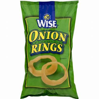 Onion Rings Wise Oz Chips Crisps