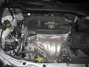 2010 Toyota Camry 24L I4 Engine Automotive Pinterest