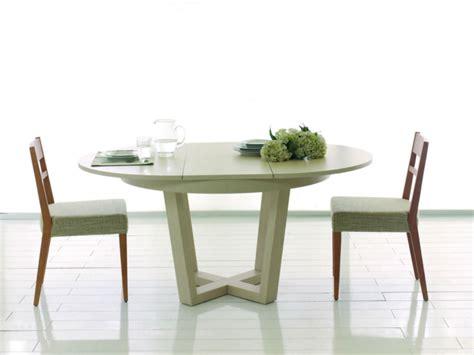 tables et chaises de salle table ronde de salle à manger avec rallonge brin d 39 ouest