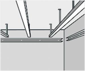 Decke Abhängen Anleitung : decke abh ngen mit gipskartonplatten von hornbach ~ Frokenaadalensverden.com Haus und Dekorationen