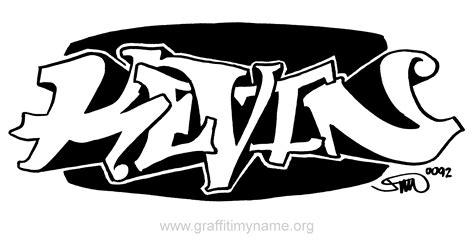 Graffiti Kevin : Graffiti My Name