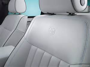 2009 Volkswagen Touareg North Sails Interior Close Up