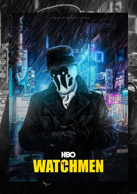 ArtStation - watchmen hbo series fanart featuring ...