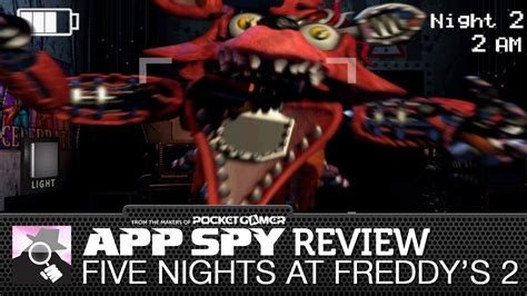 Five Nights At Freddy's 2  Ios Iphone  Ipad Gameplay