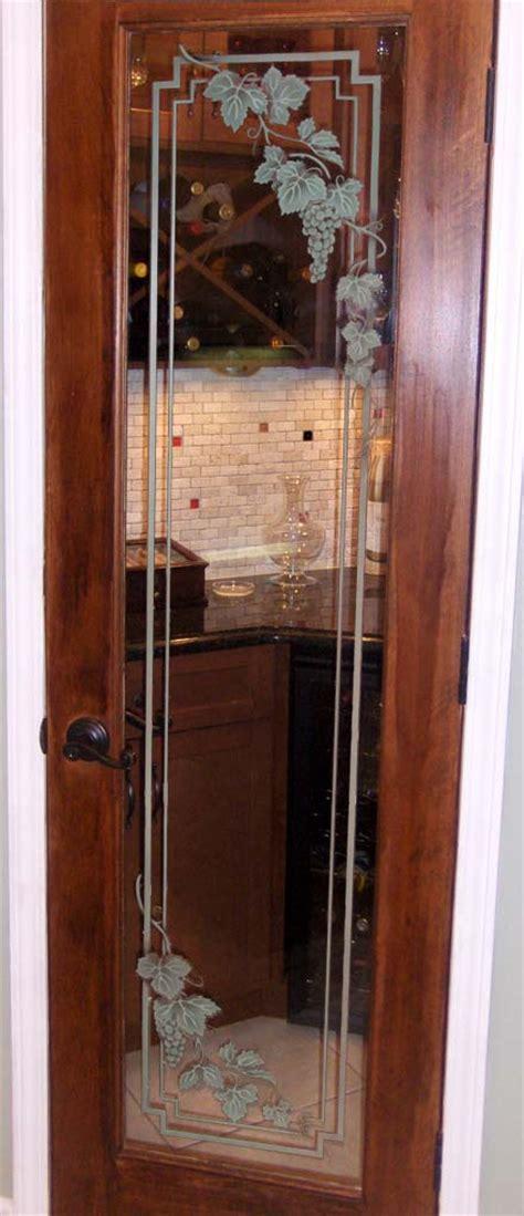 wine cellar doors sans soucie art glass