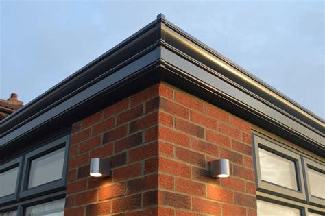 Roof Cornice - glass roof glazed extensions b p windows