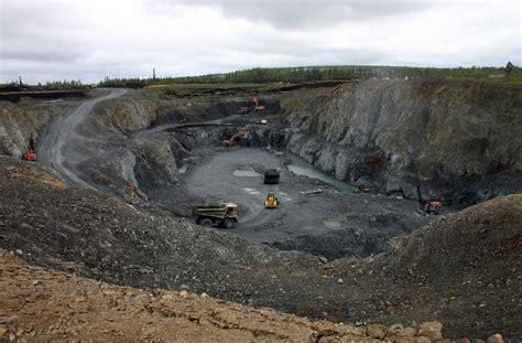 Open Pit by File Kittilla Finland Open Pit Mine Jpg Wikimedia Commons