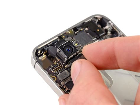 iphone  rear camera replacement ifixit repair guide