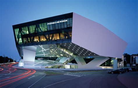 porsche museum plan buck fotodesign architekturfotograf münchen