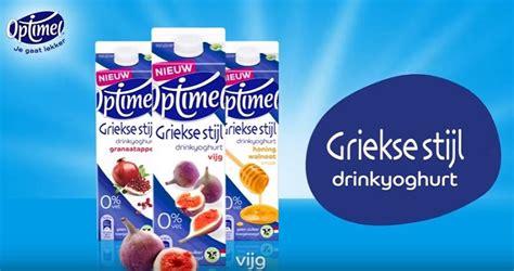 Griekse drinkyoghurt