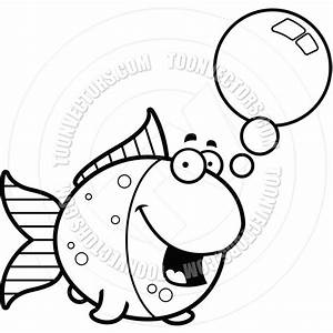 Gold Fish Clip Art Black And White | Clipart Panda - Free ...