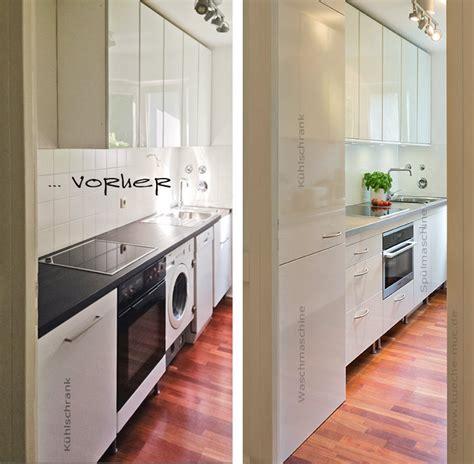 Küche Mit Waschmaschine by Wir Renovieren Ihre K 252 Che Haushaltsger 228 Te Austauschen
