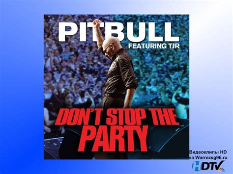 Don't Stop The Party Full Hd
