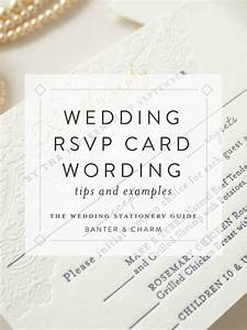 Sample Rsvp Wedding Cards Wedding Stationery Guide Rsvp Card Wording Samples