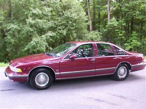 Find Used 1993 Chevrolet Caprice Classic Ltz Sedan 4door