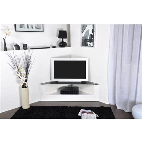 meuble tv d angle quot brooklyn quot achat vente meuble tv