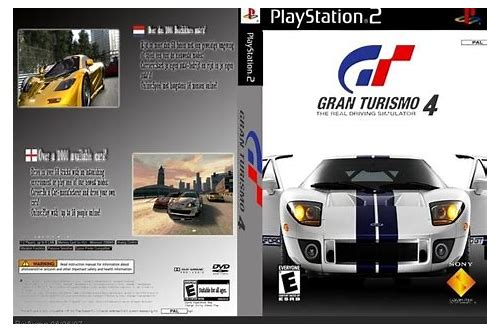 gran turismo 2 para playstation 1 download