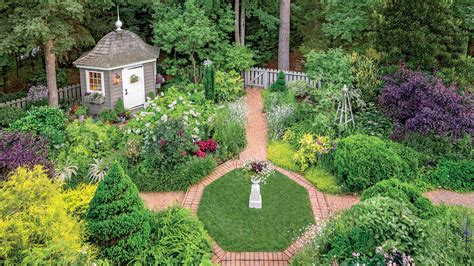 Cottage Gardens by Virginia Cottage Garden Southern Living